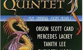 Magic Monday: The Dragon Quintet: Five Original Short Novels