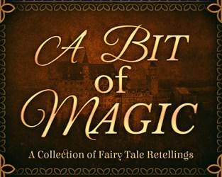 Release Day: A Bit of Magic!