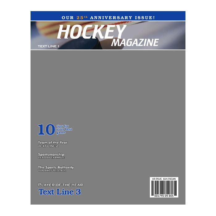 Hockey Product Templates HampH Color Lab
