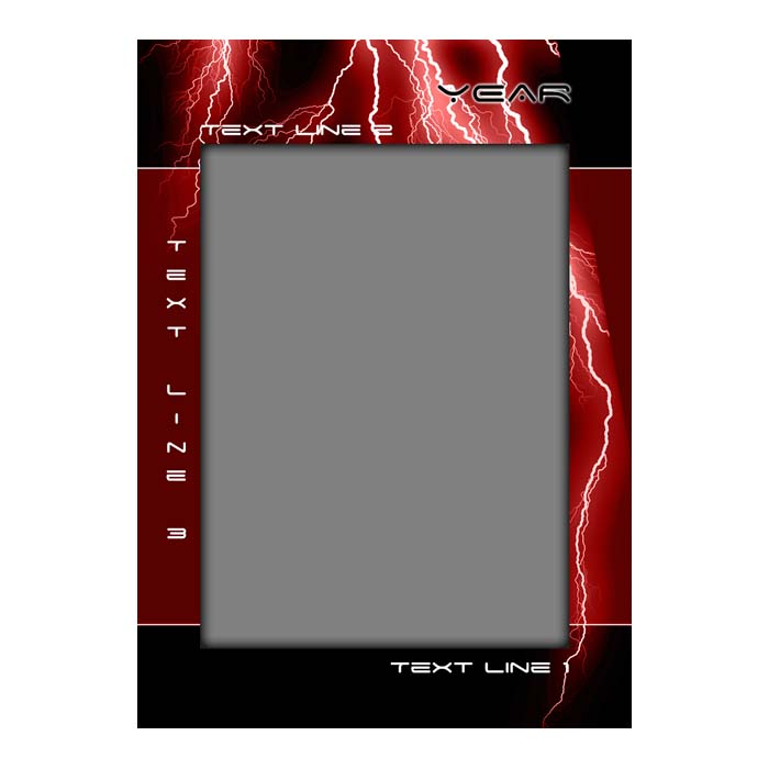 Lightning Red Product Templates HampH Color Lab