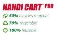 Handicart Pro Recycling Stats