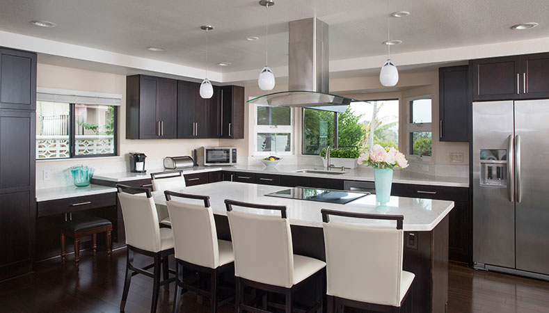 kitchen remodel hawaii amish tables video channels its past into the present remodeler by homeowners design