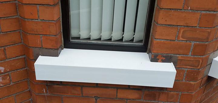 Hardwood External Window Sill