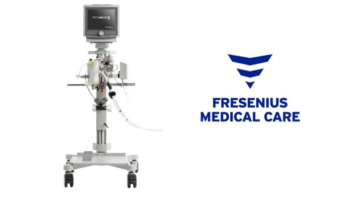 FDA clears Fresenius Medical Cares Novalung for treatment