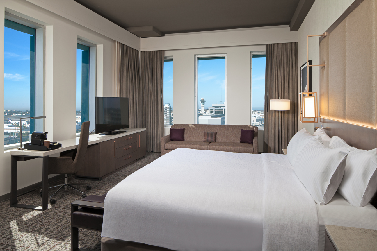 Hotel Los Angeles Curio Hilton Official Site