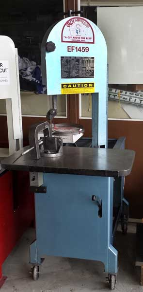 Used Bandsaw