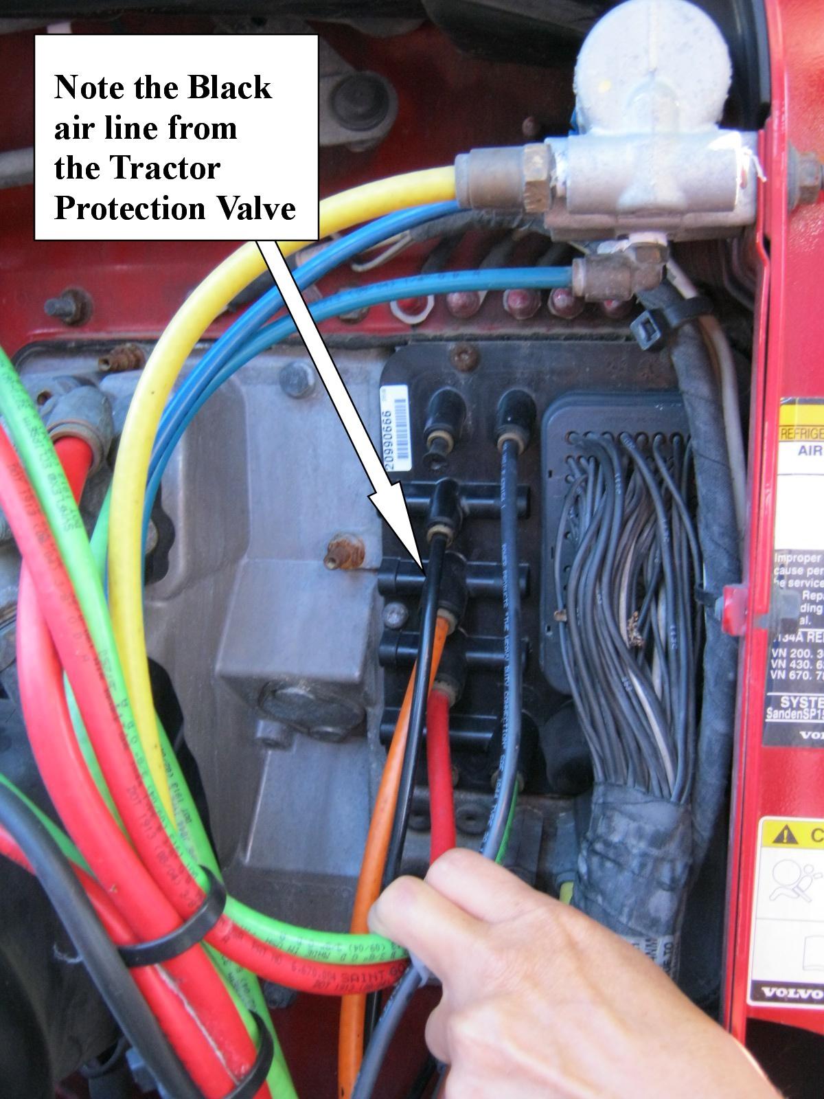 Semi Trailer Wiring Harness Diagram Hayes Brakesmart Maxbrake Controllers Heavy Haulers Rv