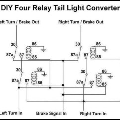 Wiring Diagram For Trailer Brake Away Boiler Diagrams Tail Light Converters | Heavy Haulers Rv Resource Guide