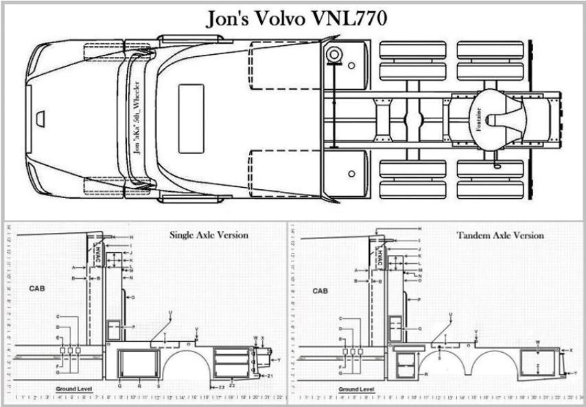 Fuse Box 2006 Volvo 670. Volvo. Auto Wiring Diagram