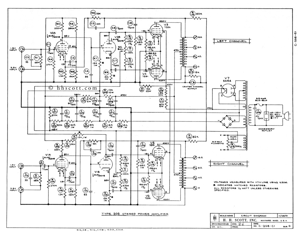 Solid State Rectifier Schematic