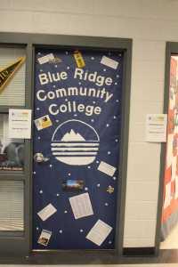 HHS Media : College Door Decorating Contest
