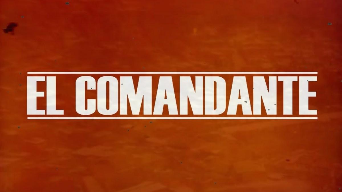 KREŠO BENGALKA X ŽUVI X S.S. ★ EL COMANDANTE (VIDEO)