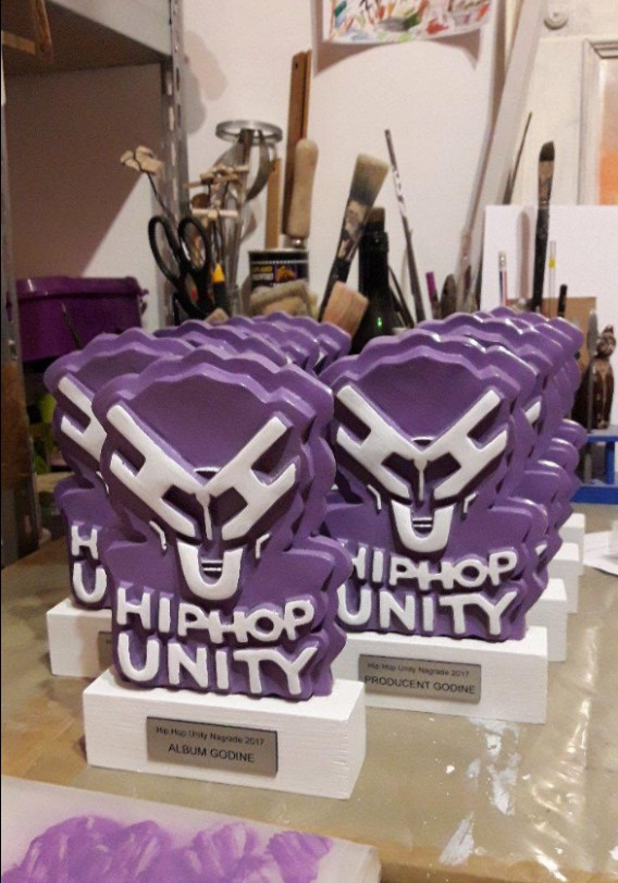 Dobitnici Hip Hop Unity Nagrada za 2017. godinu