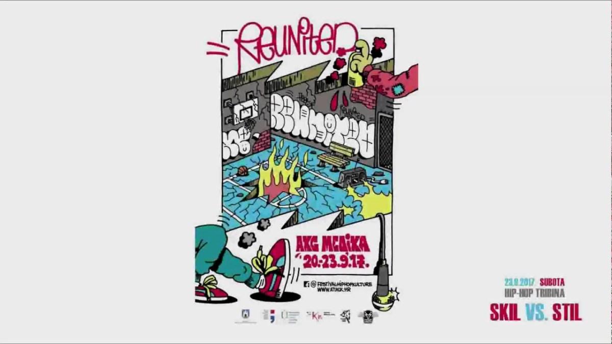 Hip-hop tribina (Skil vs. stil) @ Medika, 23.09.2017.