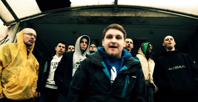 Target, Noddy Chi, Skilluminati, LSK, Kicve, Dominus, Zdarki, Hudi, Chill Out - Kickass Cypher (Video)