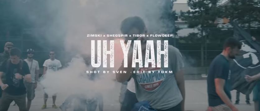 Zimski, Tibor, Shegspir & Flowdeep - Uh Yaah (Video)