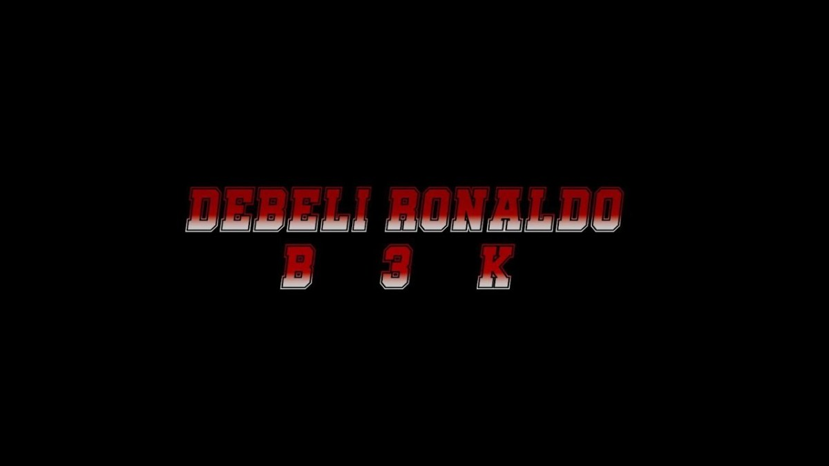 BATMAN 3000 - Debeli Ronaldo (Video)