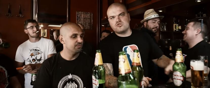 Skunk - Runda Za Sve (Video)
