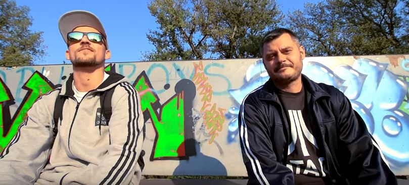 Mr. Spinoza ft. Aron - Romobil (Video)