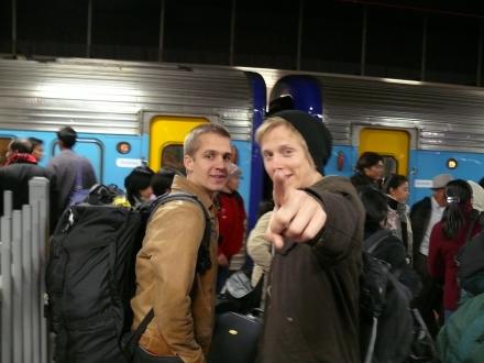 Kristian und Stefan