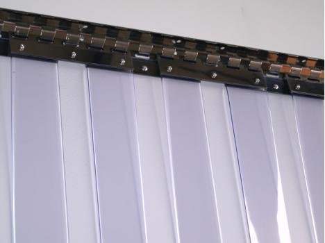 Flexible PVC Strip Curtain Doors  Hygienic Plastics Limited