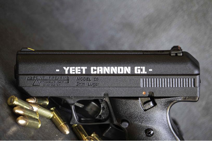 hi point firearms yeet
