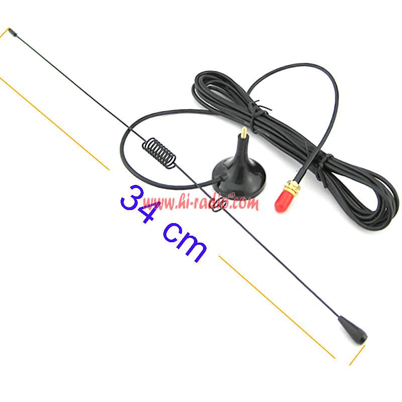Baofeng Nagoya UT-106UV Dual Band Long Car Antenna for
