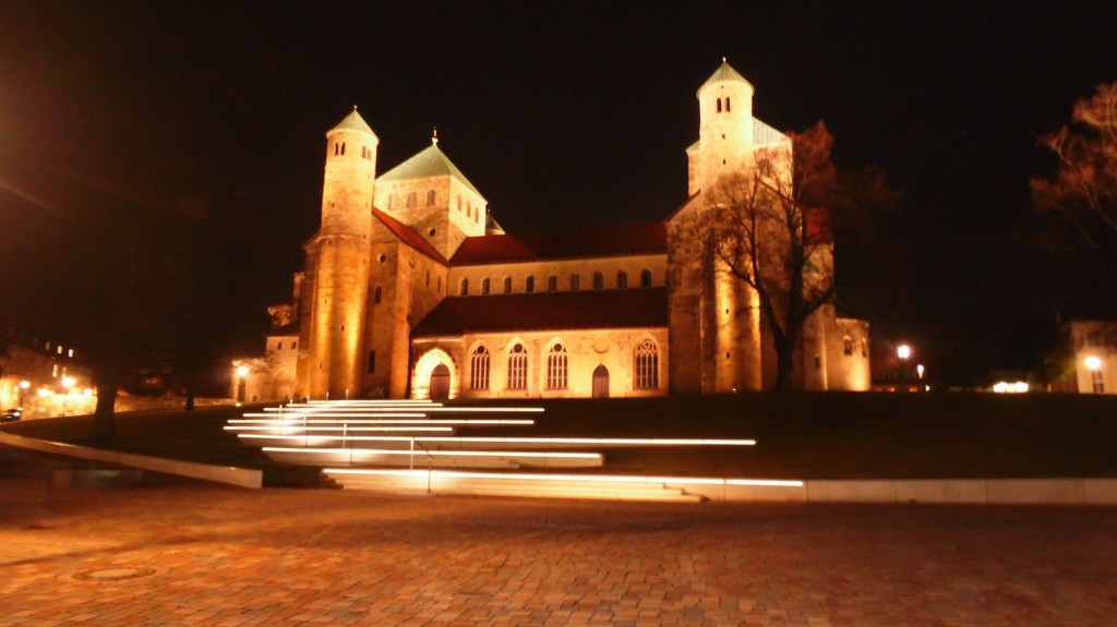Michaeliskirche St Michael Hildesheim UNESCO Weltkulturerbe