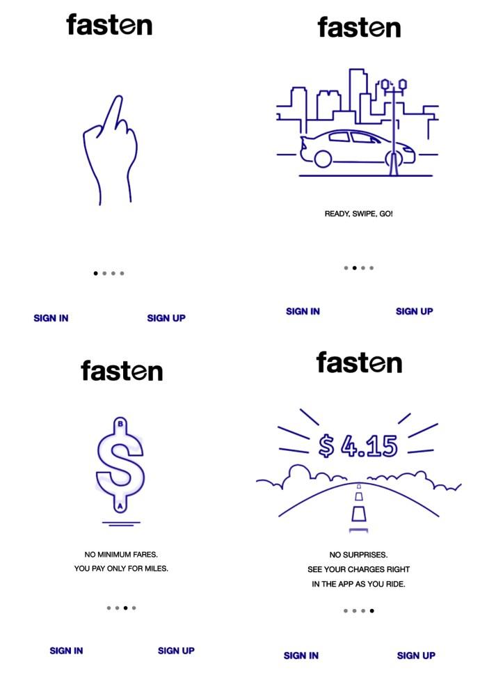 fasten-screen