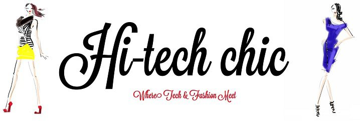 Hi-tech chic