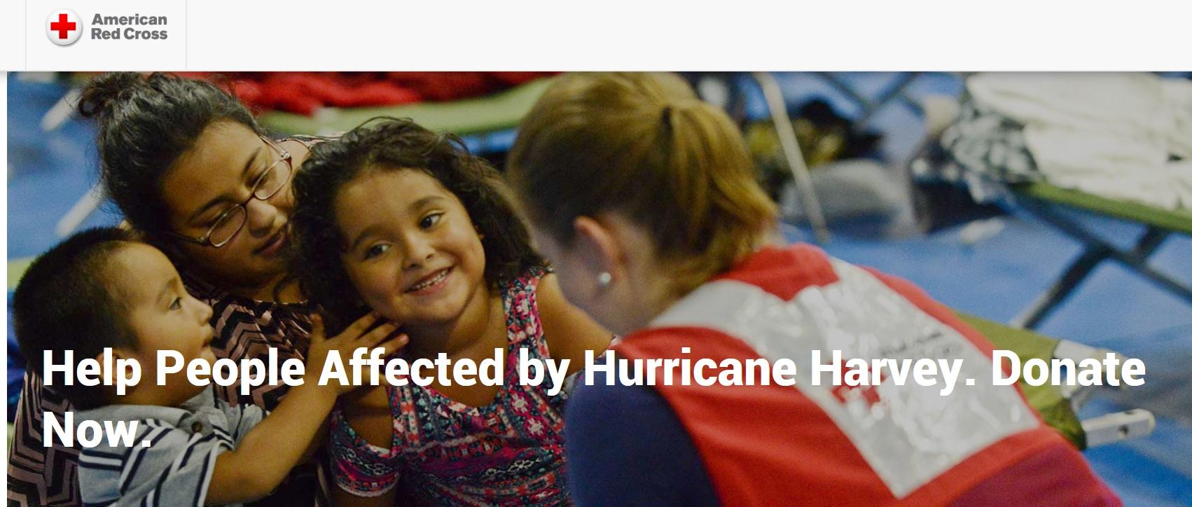 Harvey Red Cross