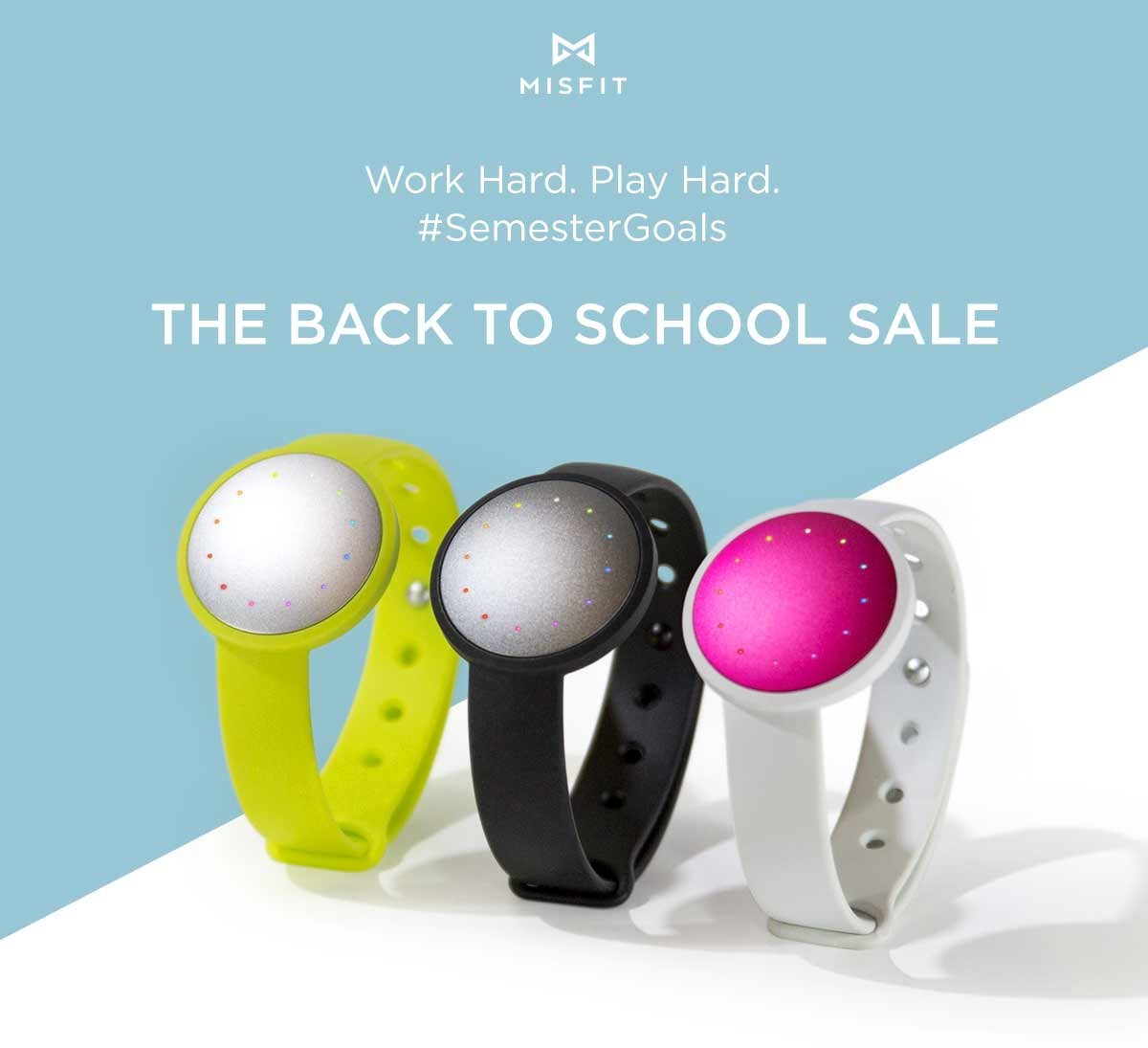 Misfit Shine 2 Back to school