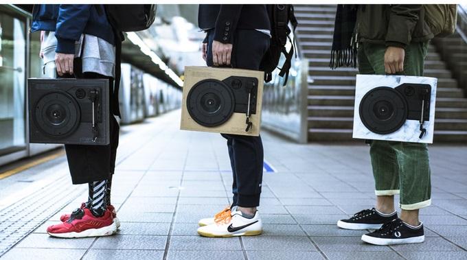 Spinbox Portable m