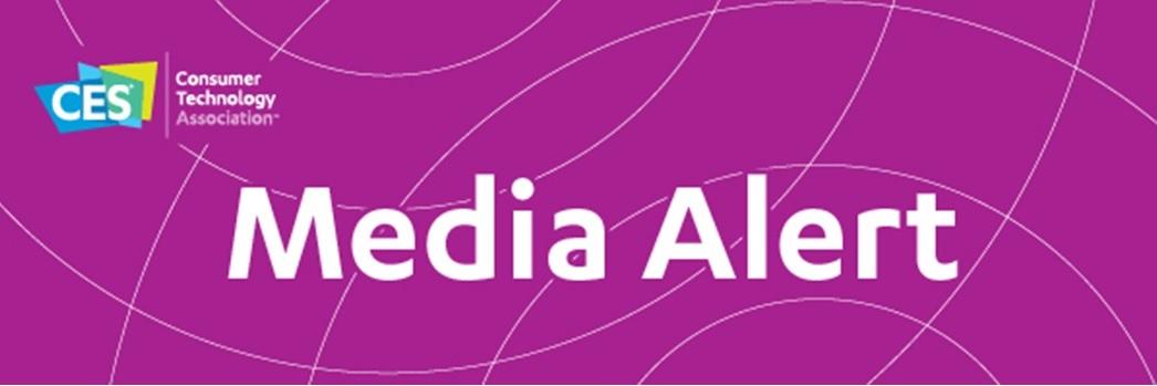 CES Media Alert