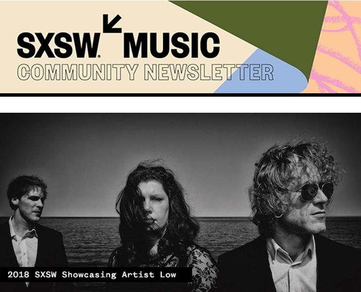 SXSW Music 2018 Music Community