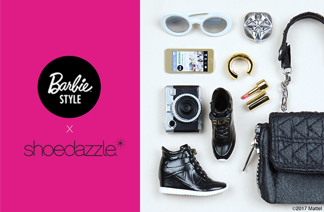 1fb2e6e63f3 Shoedazzle and  BarbieStyle Celebrate Their Collaboration in West Hollywood