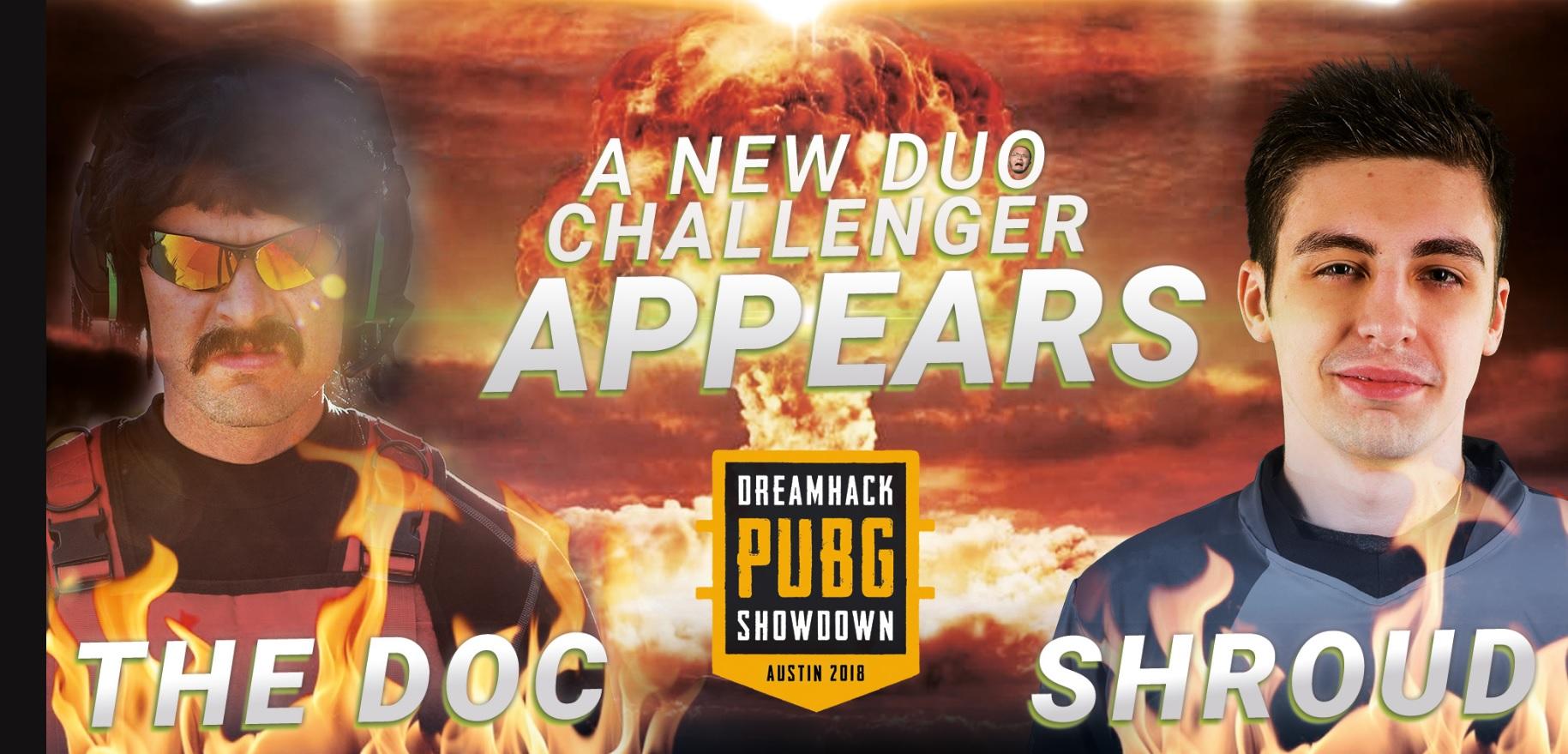 DreamHack 2018 Duo