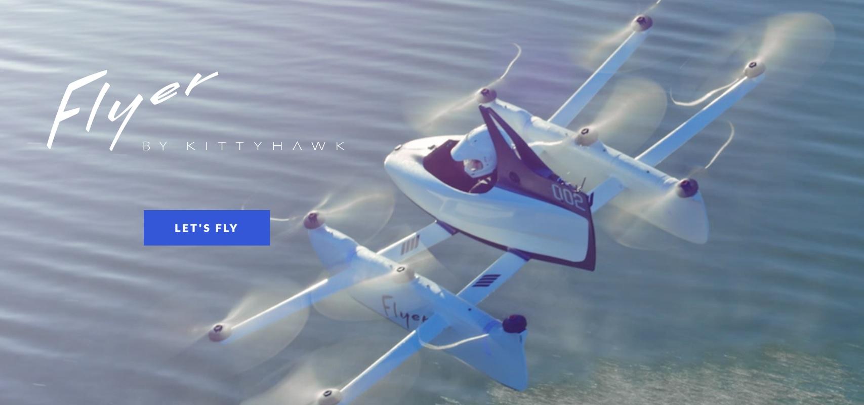 Flyer Ocean