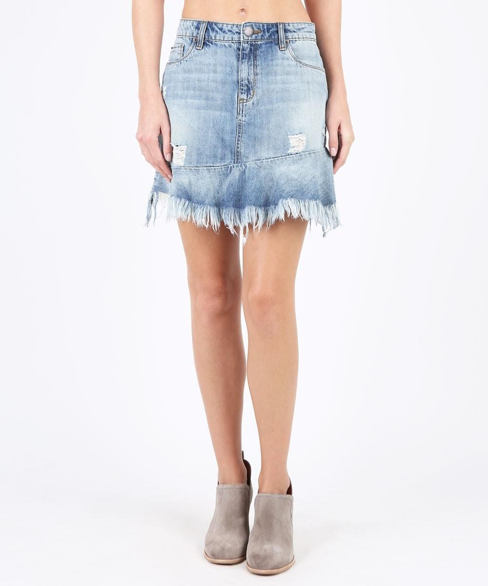 STS Blue Skirt