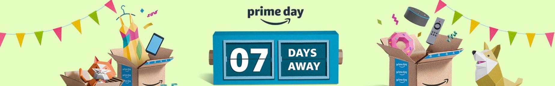 Amazon Prime Day title 2018