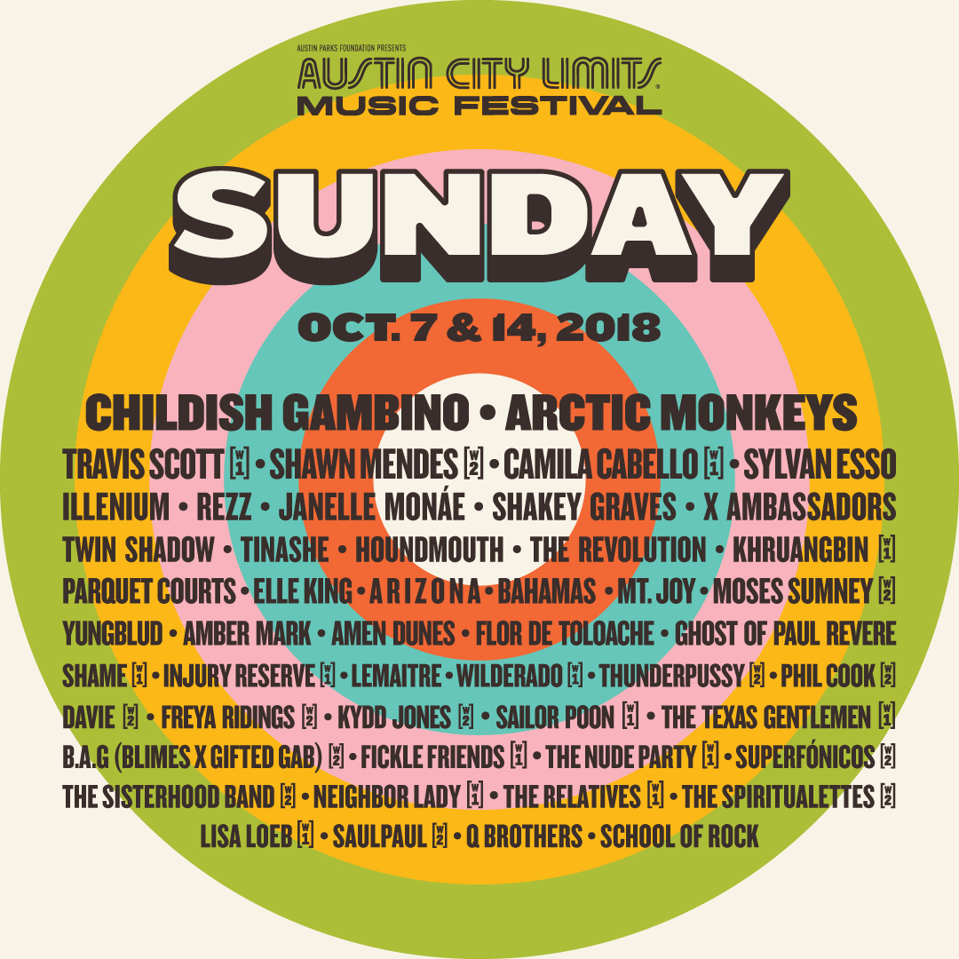ACL 2018 Sunday