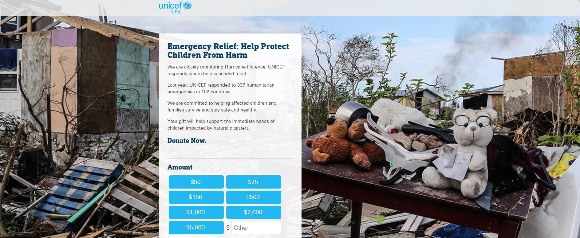 UNICEF FLorence