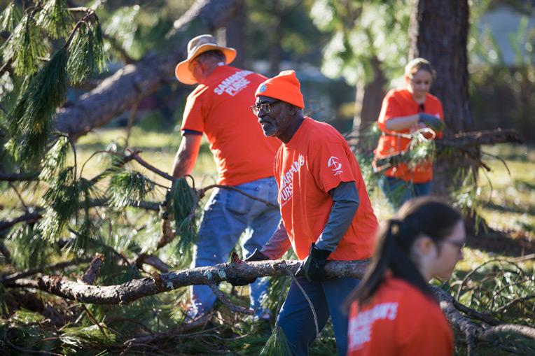 Michael Hurricane Samaritin Donate