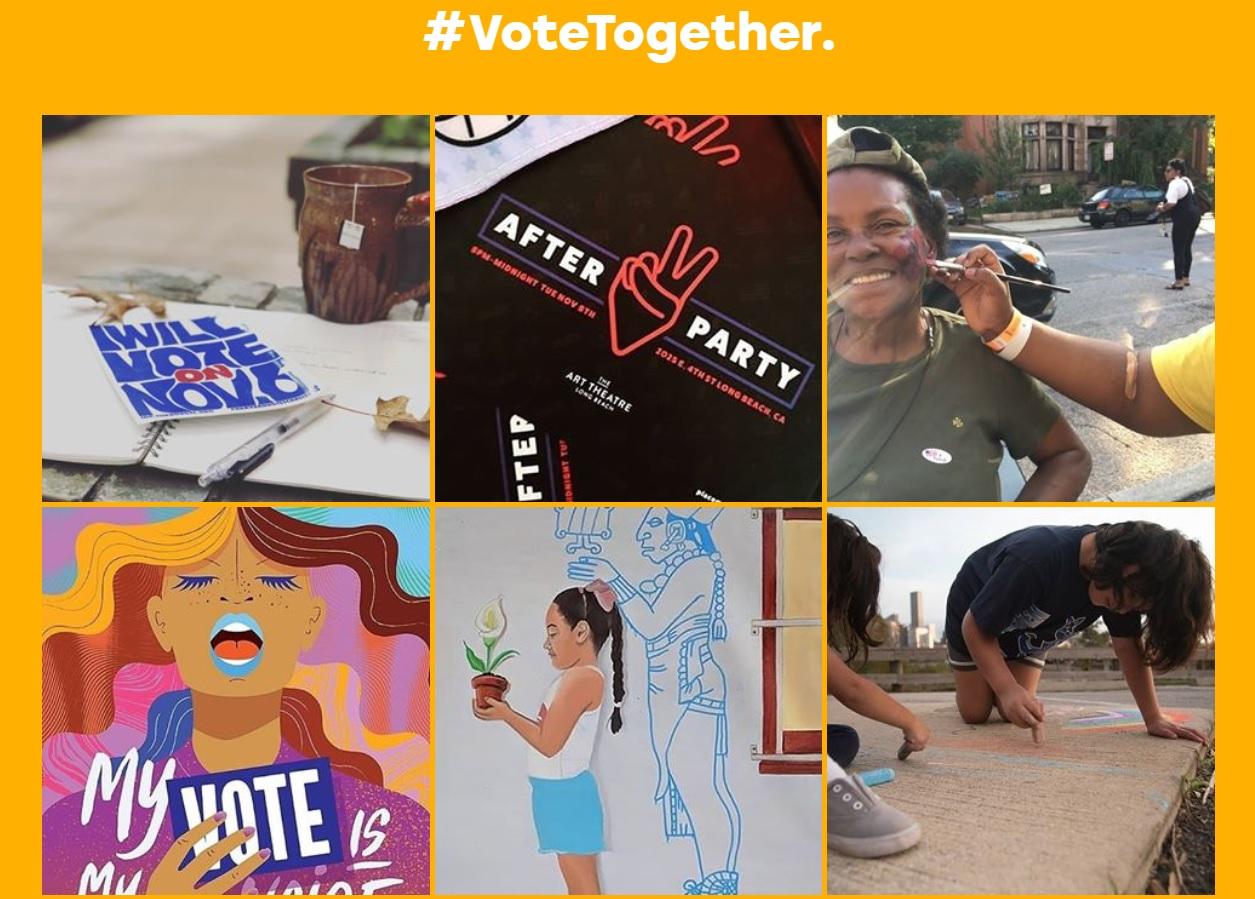 Vote Together 2018
