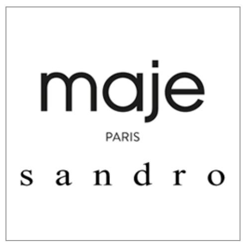 Maje Sandro Logo