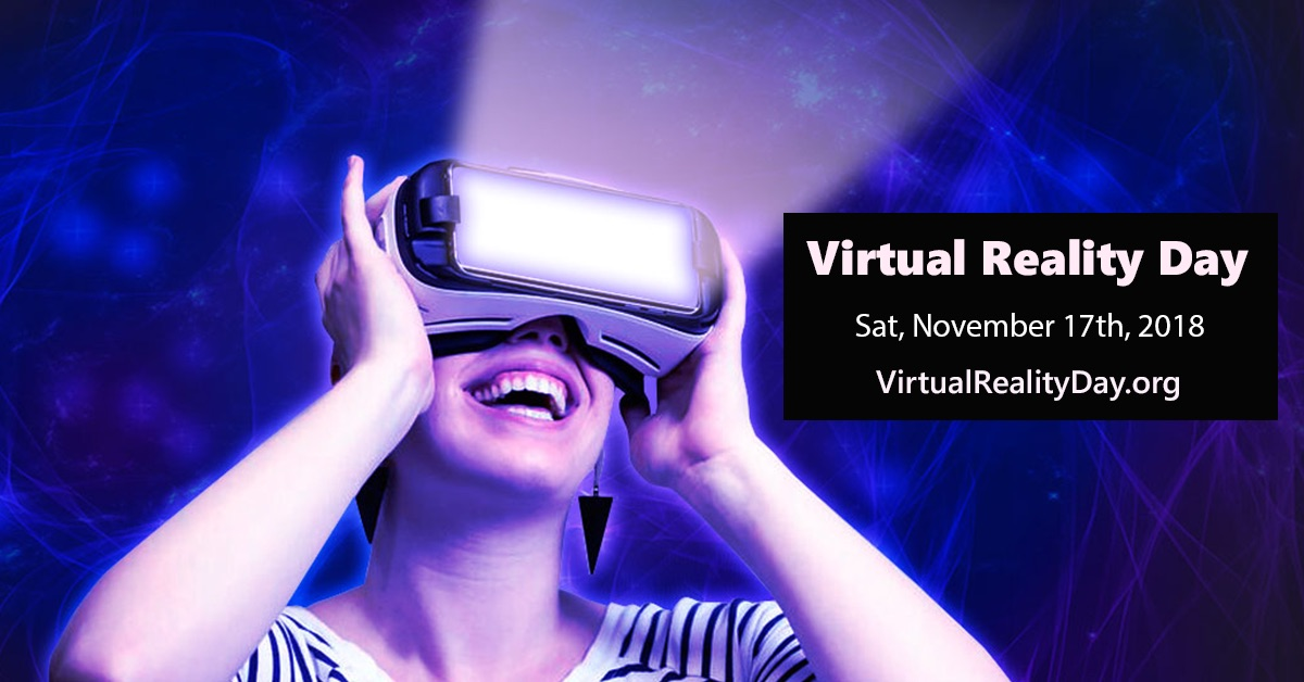 VR Day 2018 Title