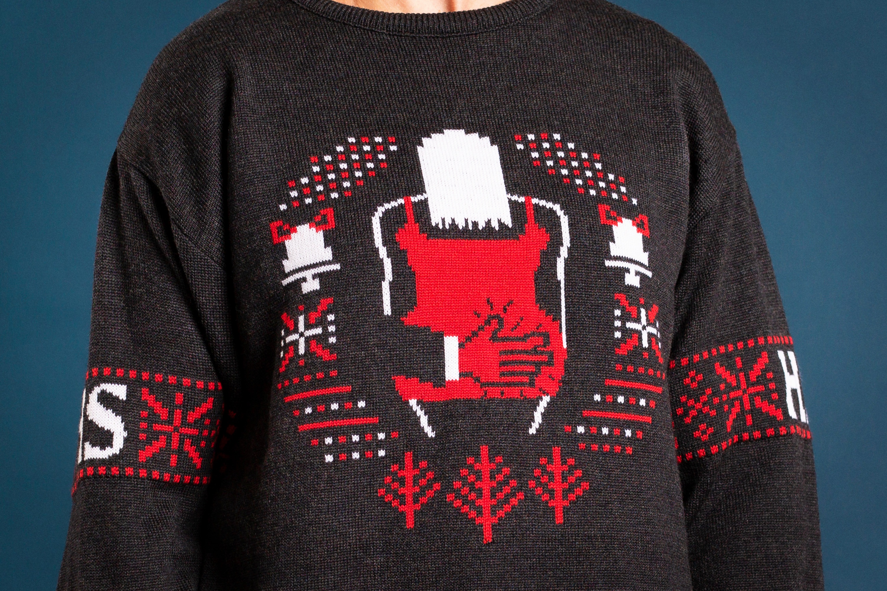 MeToo -themed sweater 1 – HS
