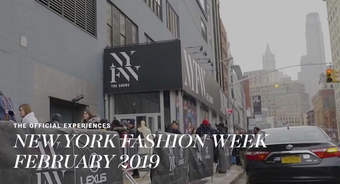 NYFW 2019 Title