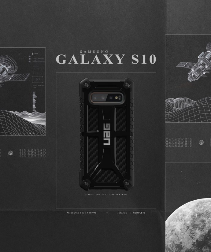 c38d88b792a0 UAG Case Collection for Samsung Galaxy S10