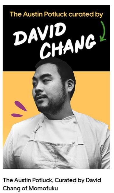 SXSW 2019 Uber Eats Chef